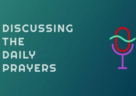 Discussing Prayer